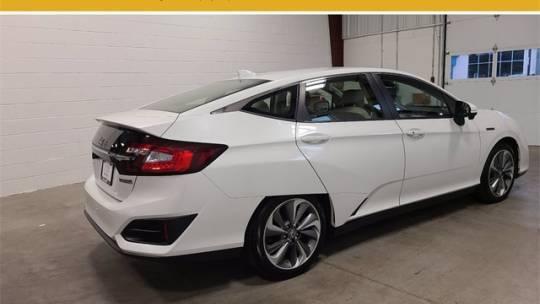 2018 Honda Clarity JHMZC5F13JC016896