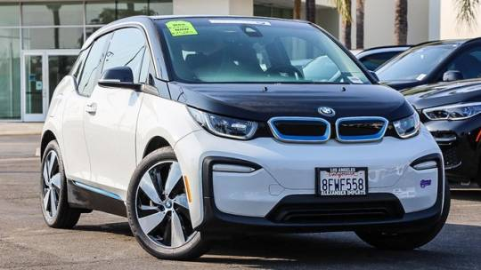 2018 BMW i3 WBY7Z2C51JVE65061