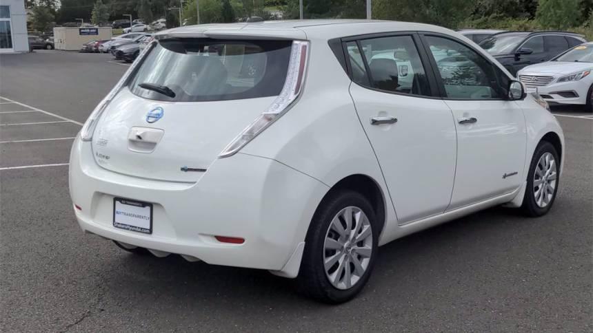 2016 Nissan LEAF 1N4AZ0CP8GC311337