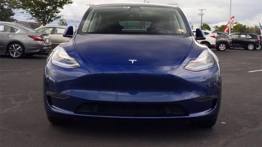 2020 Tesla Model Y 5YJYGDEFXLF000967