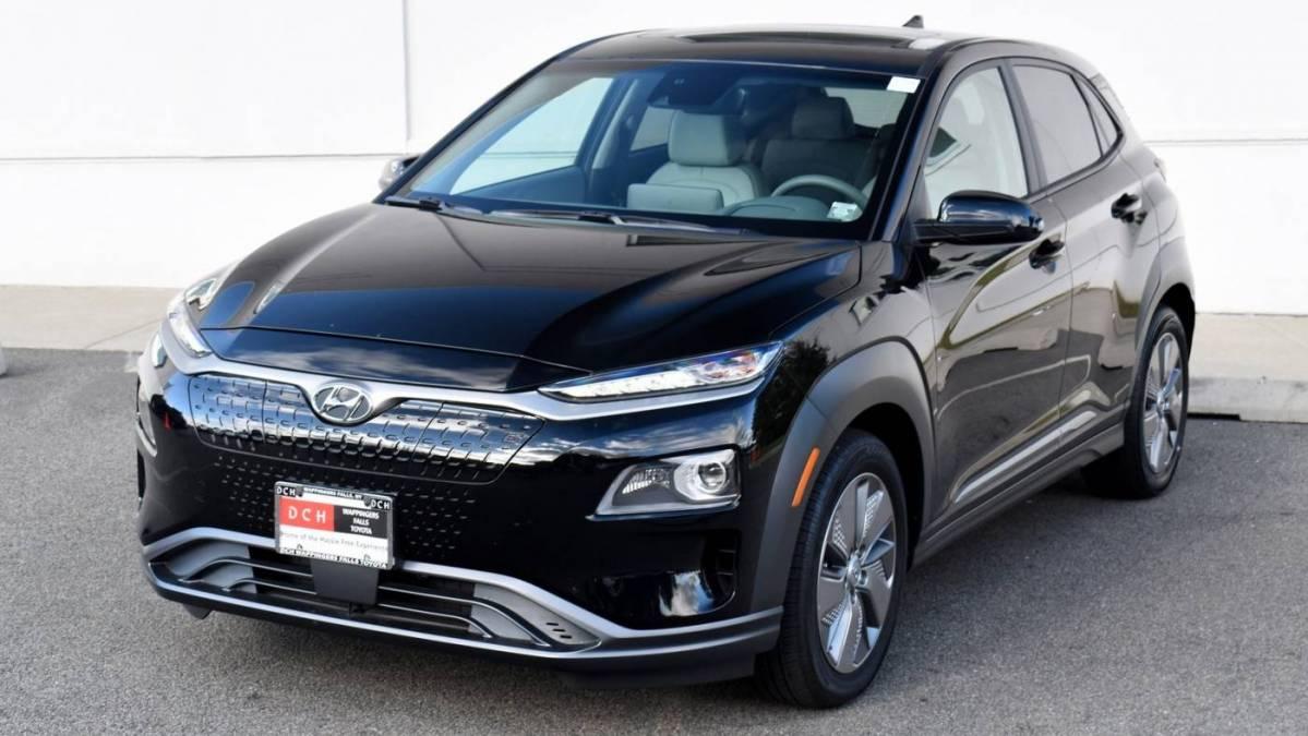 2021 Hyundai Kona Electric KM8K53AG4MU126279