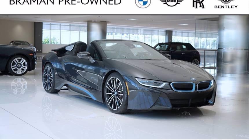 2019 BMW i8 WBY2Z6C52K7E03496