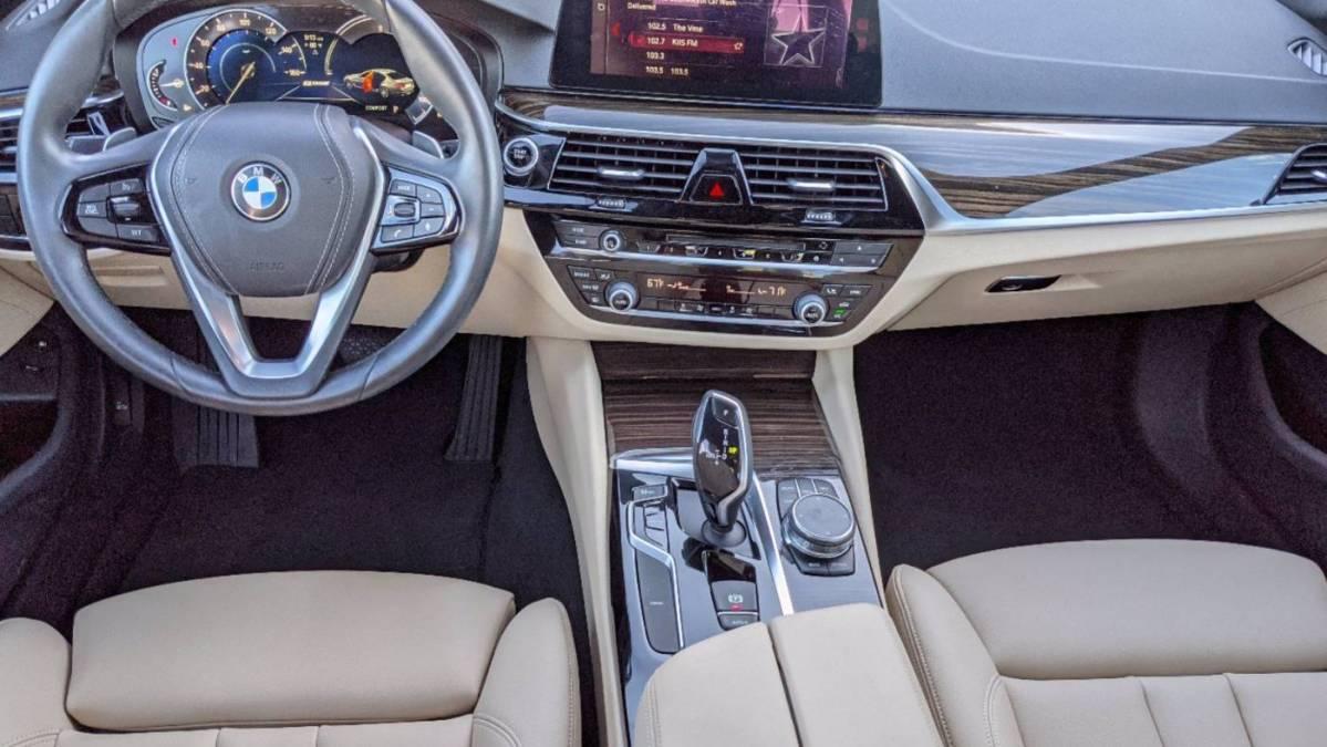 2018 BMW 5 Series WBAJA9C53JB251918