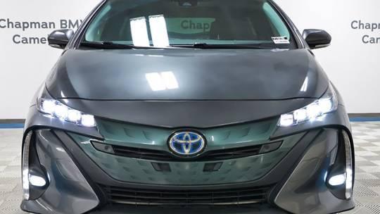 2018 Toyota Prius Prime JTDKARFP7J3070772