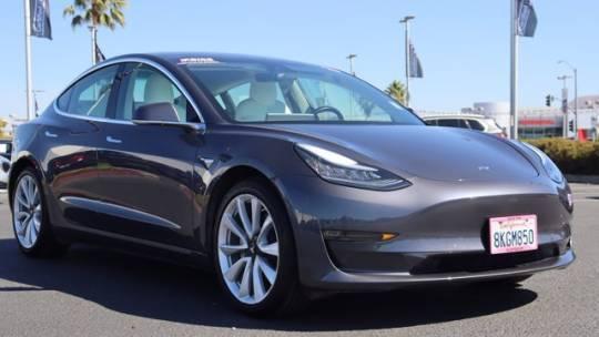 2018 Tesla Model 3 5YJ3E1EBXJF188396