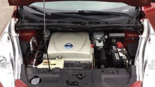 2015 Nissan LEAF 1N4AZ0CP3FC313950