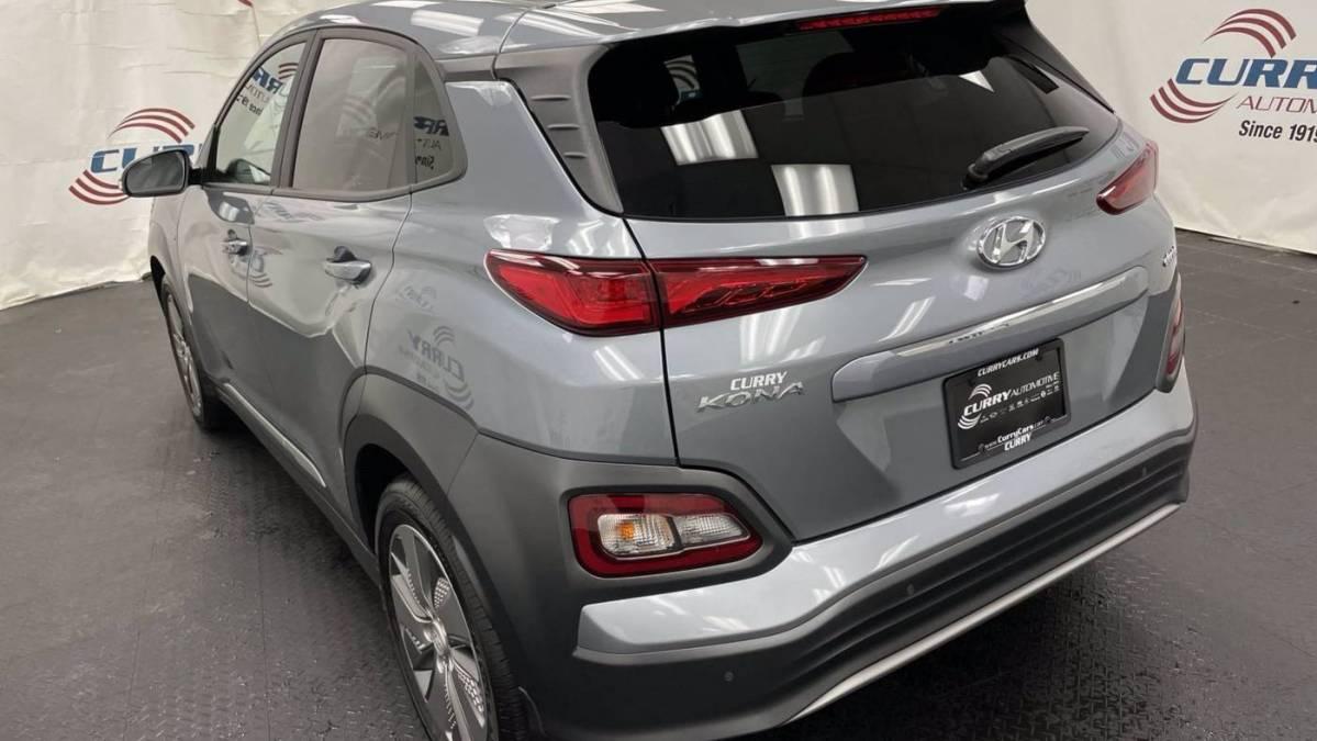 2020 Hyundai Kona Electric KM8K53AG8LU083631