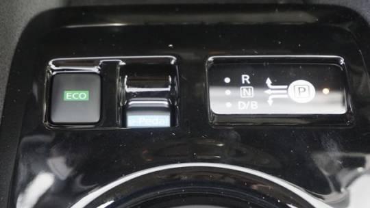 2021 Nissan LEAF 1N4AZ1CV1MC551653