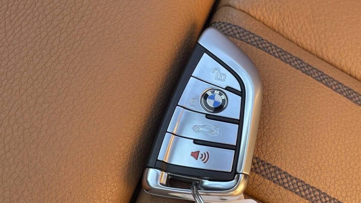 2018 BMW 5 Series WBAJA9C51JB253344