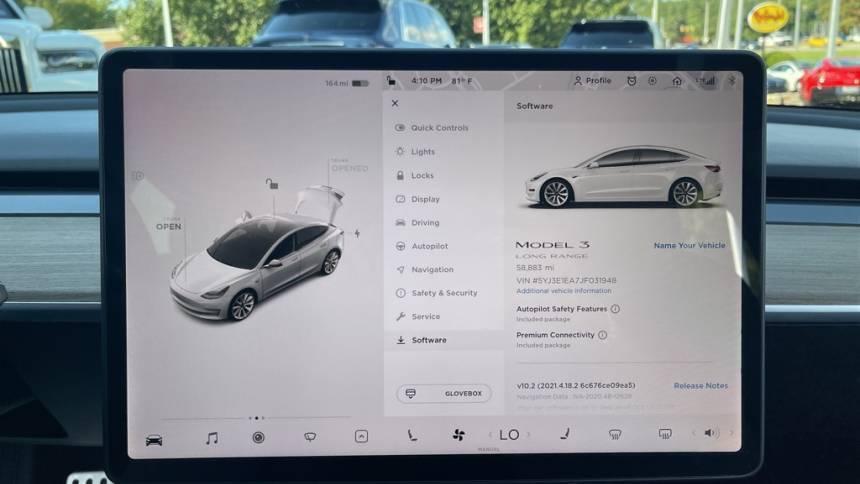 2018 Tesla Model 3 5YJ3E1EA7JF031948