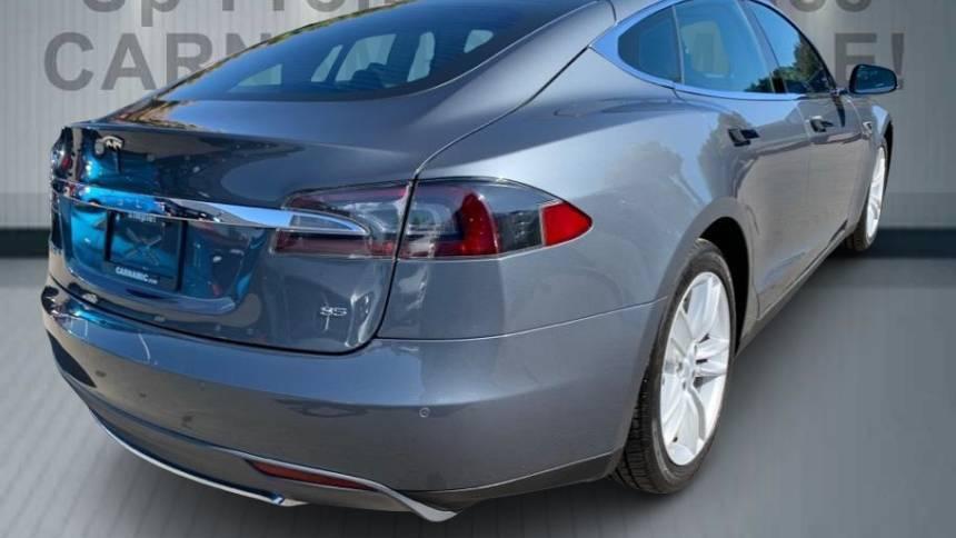 2014 Tesla Model S 5YJSA1H15EFP28303