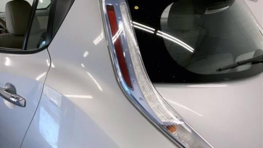 2011 Nissan LEAF JN1AZ0CP4BT002311