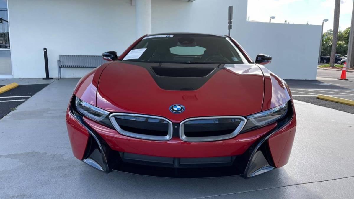 2017 BMW i8 WBY2Z2C57HV676296