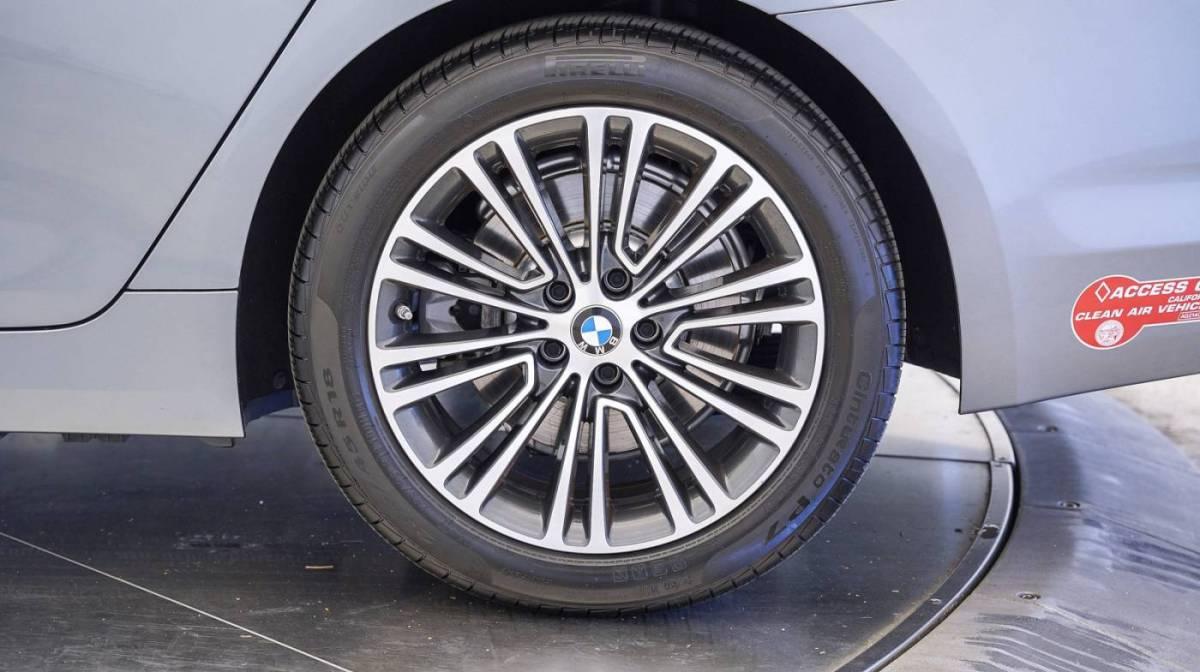 2019 BMW 5 Series WBAJA9C5XKB253845