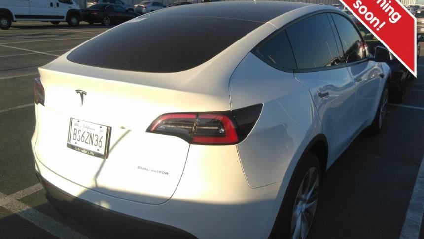 2021 Tesla Model Y 5YJYGDEEXMF253120