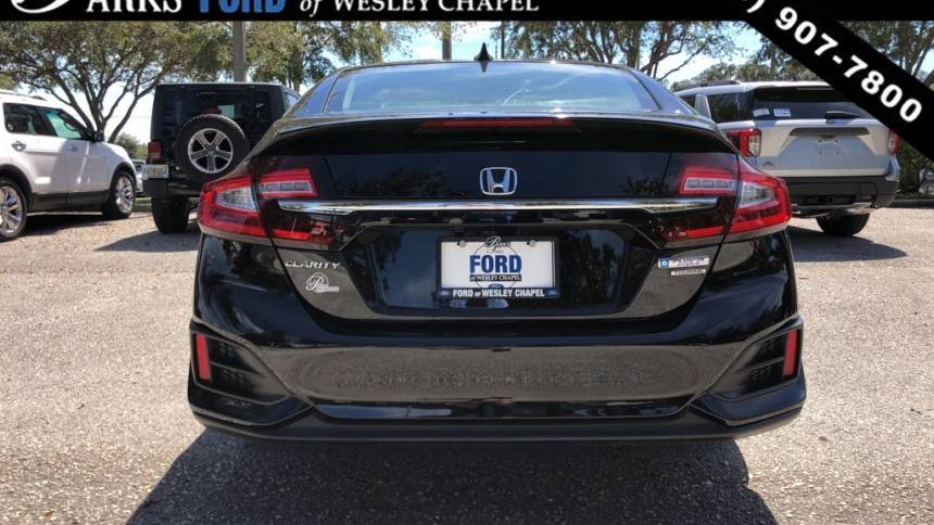 2018 Honda Clarity JHMZC5F3XJC000244