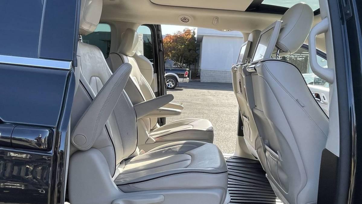 2019 Chrysler Pacifica Hybrid 2C4RC1N70KR508861
