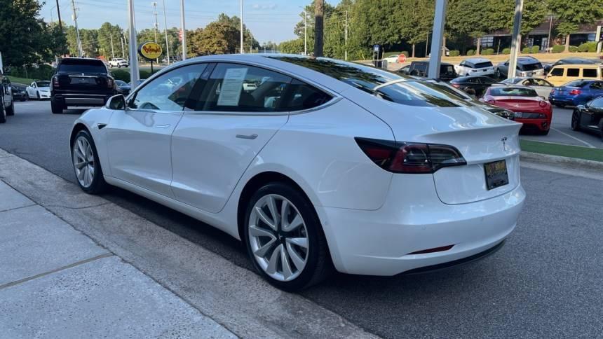 2018 Tesla Model 3 5YJ3E1EAXJF164719