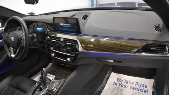 2018 BMW 5 Series WBAJB1C51JB085168