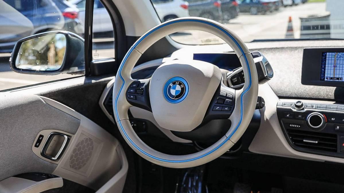 2018 BMW i3 WBY7Z4C57JVD96839