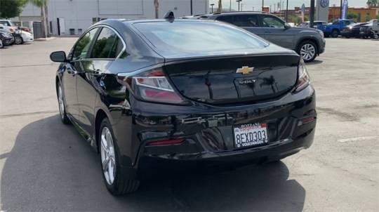 2018 Chevrolet VOLT 1G1RC6S52JU151659