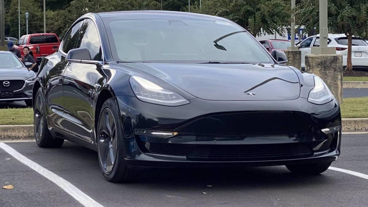 2019 Tesla Model 3 5YJ3E1EA8KF301593