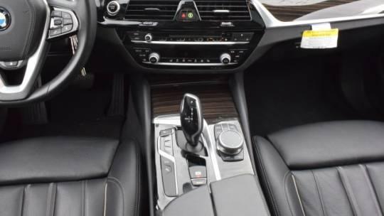 2018 BMW 5 Series WBAJB1C50JB375014