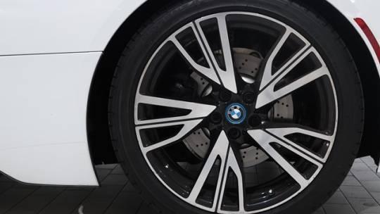 2019 BMW i8 WBY2Z6C5XK7D81442