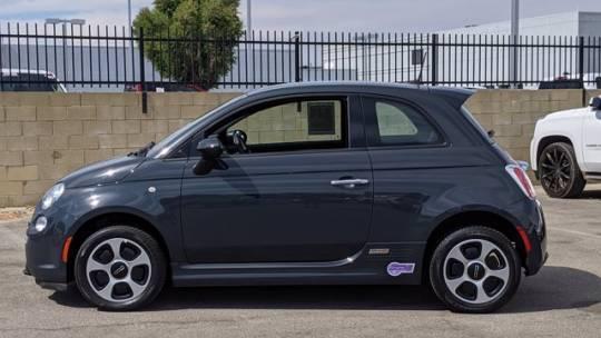 2018 Fiat 500e 3C3CFFGE5JT377285