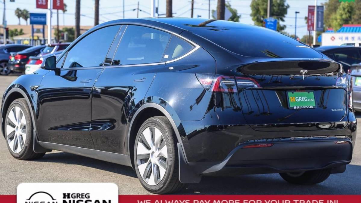 2021 Tesla Model Y 5YJYGDEE9MF149671