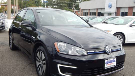 2016 Volkswagen e-Golf WVWKP7AUXGW906257