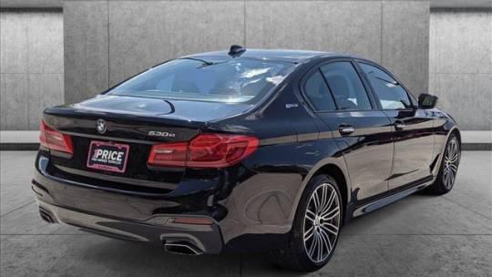 2018 BMW 5 Series WBAJA9C57JB253381