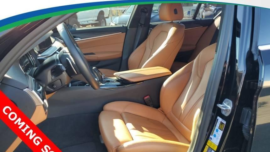 2018 BMW 5 Series WBAJA9C50JB249107