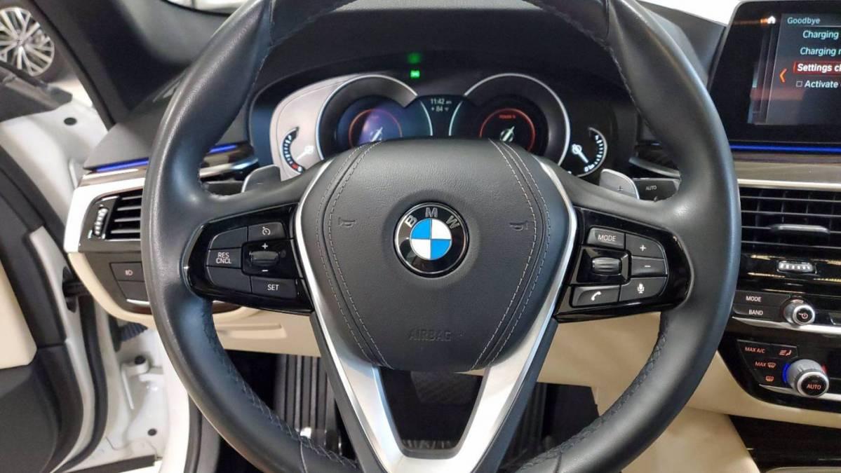 2018 BMW 5 Series WBAJA9C56JB251668