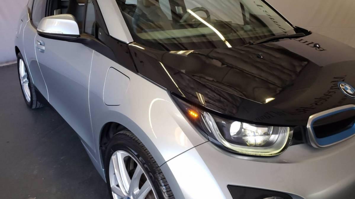 2014 BMW i3 WBY1Z4C52EV274026