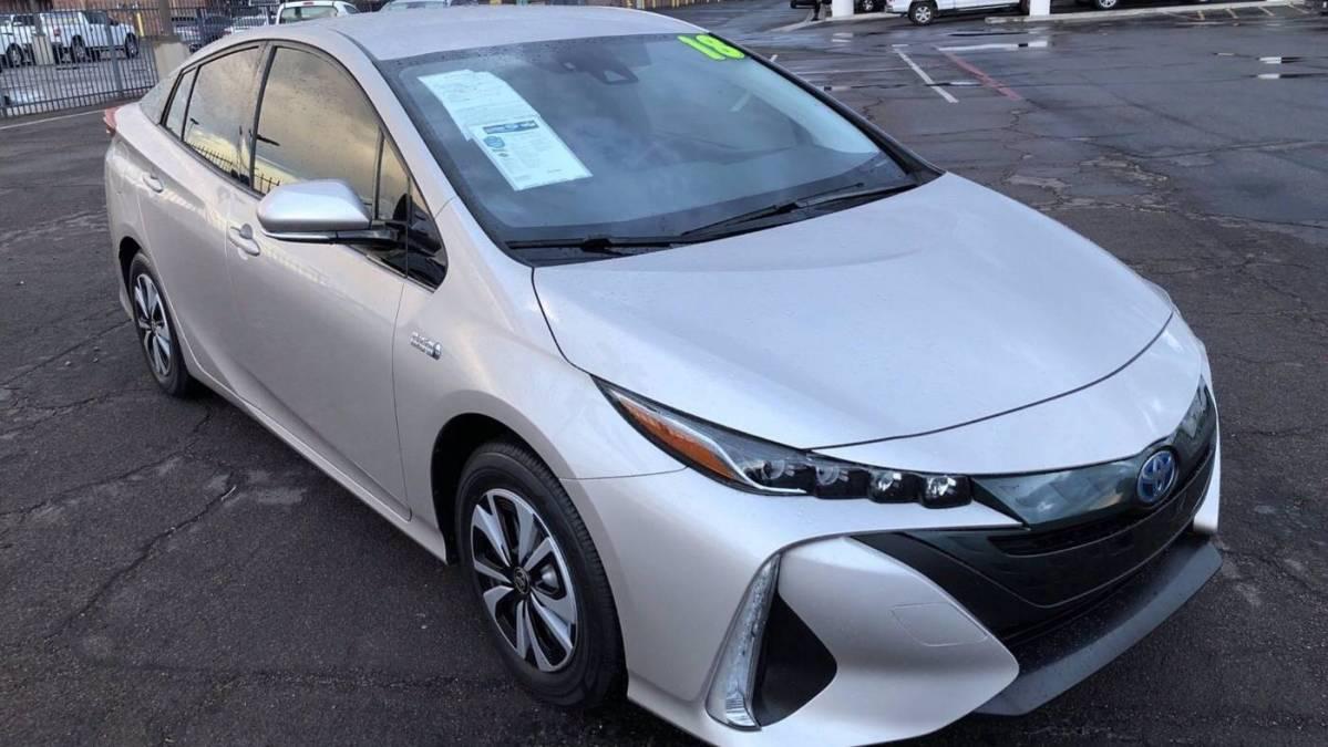2018 Toyota Prius Prime JTDKARFP2J3074227