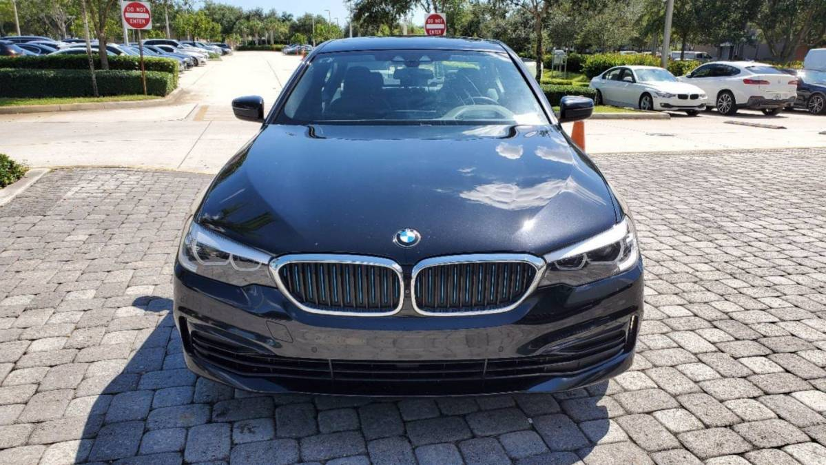 2019 BMW 5 Series WBAJA9C58KB253777