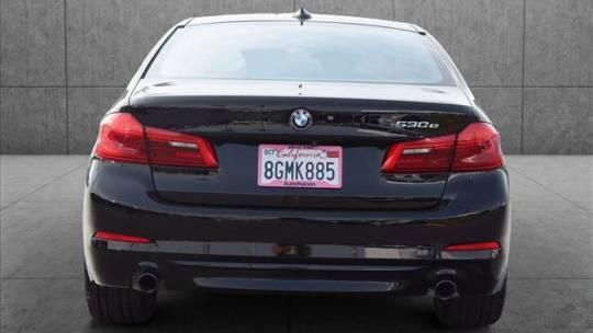 2018 BMW 5 Series WBAJA9C50JB251097