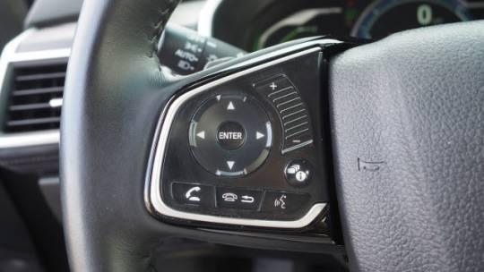 2018 Honda Clarity JHMZC5F32JC016194