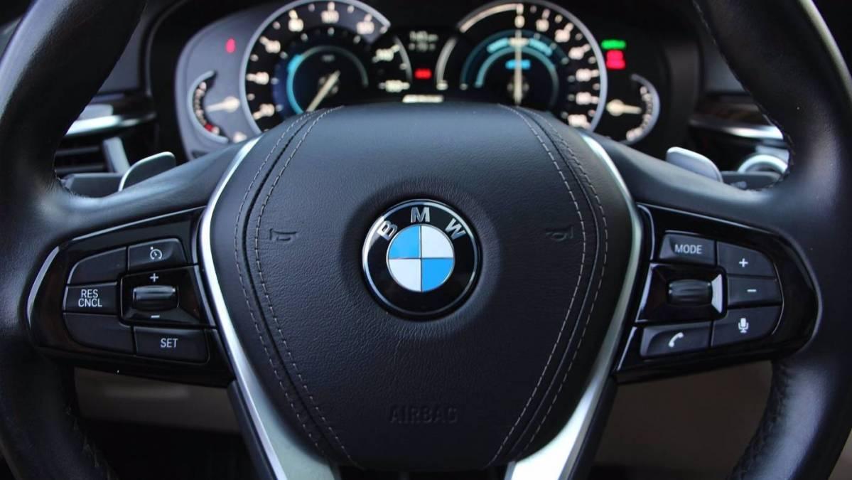 2018 BMW 5 Series WBAJA9C53JB253426