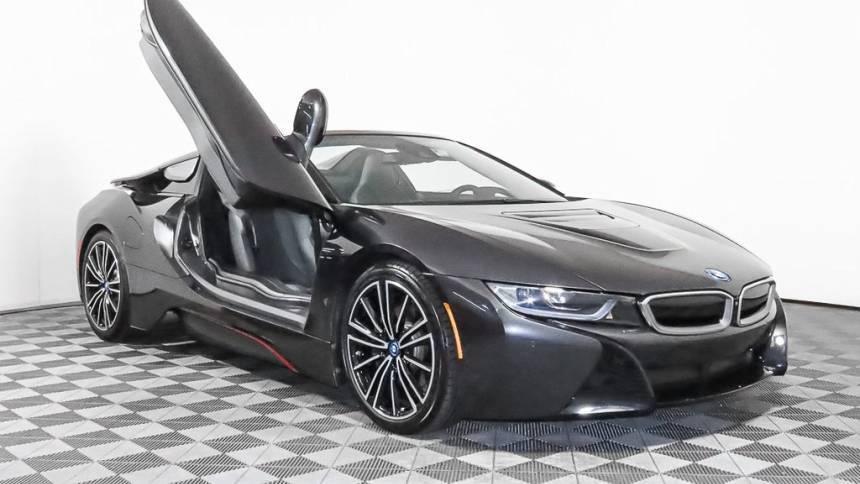 2019 BMW i8 WBY2Z6C51KVB82968