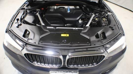 2018 BMW 5 Series WBAJB1C56JB374157