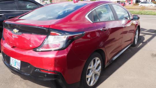 2018 Chevrolet VOLT 1G1RD6S51JU113255