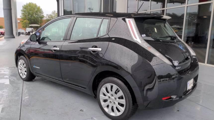 2015 Nissan LEAF 1N4AZ0CP5FC313545