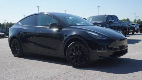 2021 Tesla Model Y 5YJYGDEE3MF250432