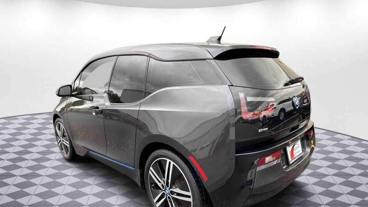 2014 BMW i3 WBY1Z4C5XEV277756