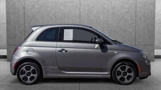 2018 Fiat 500e 3C3CFFGE5JT471845