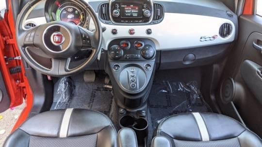 2018 Fiat 500e 3C3CFFGEXJT471811