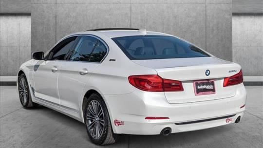 2019 BMW 5 Series WBAJA9C57KB253771