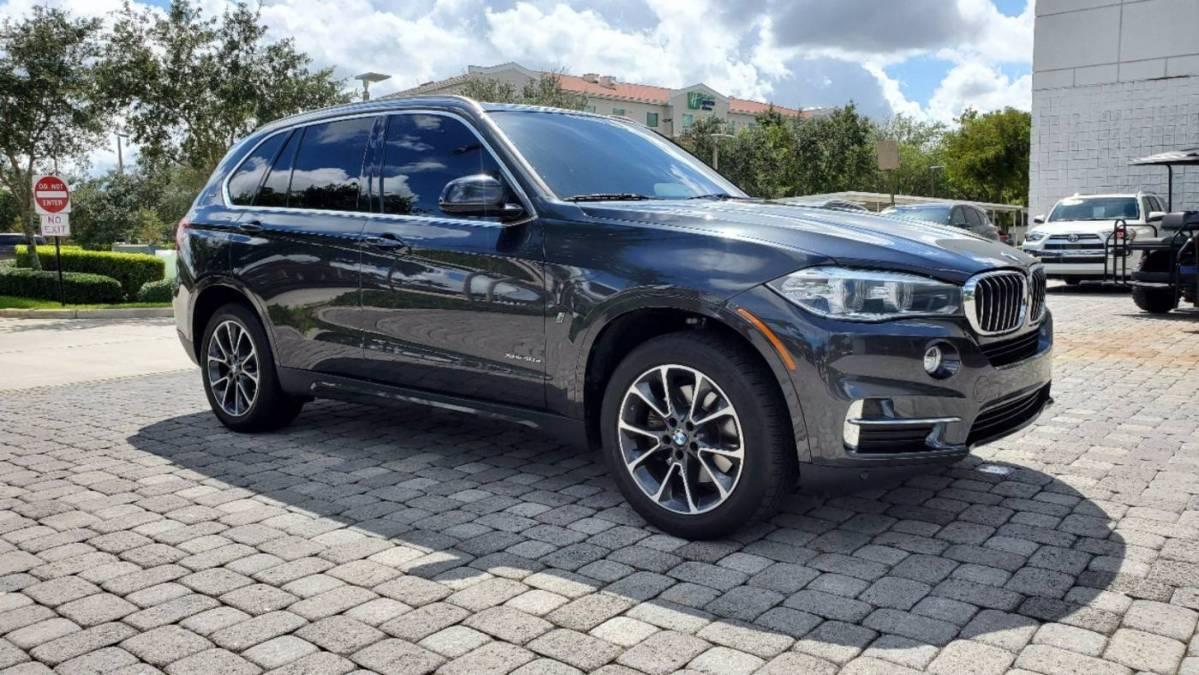2018 BMW X5 xDrive40e 5UXKT0C52J0W02518